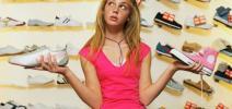 Как подобрать кроссовки